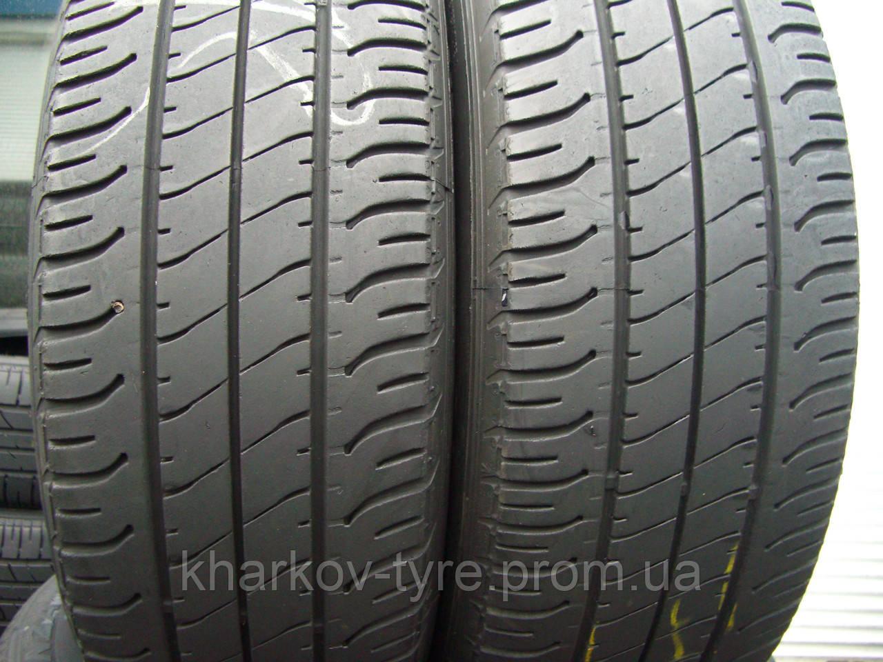 Летние шины Dunlop R16 б\у 195\60-15 SP Sport 200E