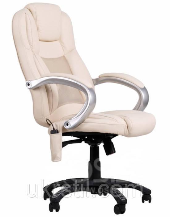 Офисное массажное кресло Lux