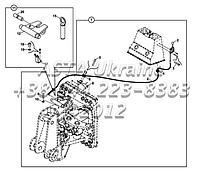 Блокировка стрелы и механизма Д1-6-1-2, фото 1