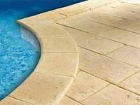 Изысканный бортовой камень для бассейна