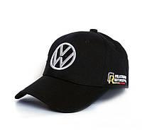 Бейсболки с логотипом авто Volkswagen - №2679