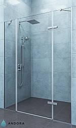 Душевая дверь ANDORA Relief P 140