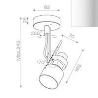 Спот светильник Aquaform 10011-03