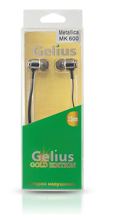 Гарнитура Gelius Metallica MK-600