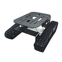 DIY A-19 Smart RC Robot Tracked Авто Комплекты для шасси для Arduino Raspberry Pi 1TopShop