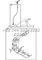 Стояночный тормоз Д2-2-1, фото 1