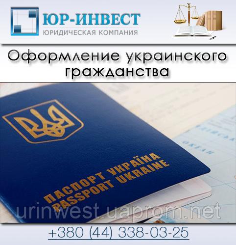 Оформление украинского гражданства в Киеве