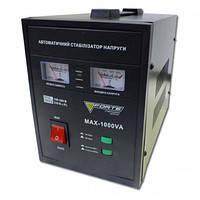 Стабилизатор напряжения FORTE MAX-1000VA(аналог дисплей)
