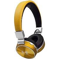 Bluetooth Наушники V685 (Under Amour) Золотые D1021