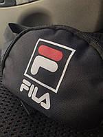 Поясная сумка черная Fila, фото 1