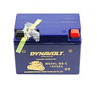 Мото  аккумулятор Dynavolt MG4HL-BS-С