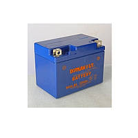 Мото гелевый аккумулятор DYNAVOLT MG4HL-B-L