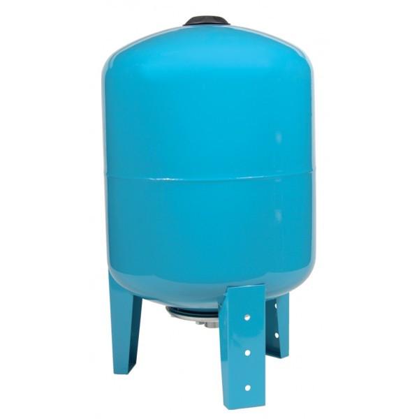 Гидроаккумулятор  Металлический на 100 литров Вертикальный, Расширительный Бак, Бачок