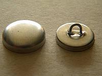 Пуговица под обтяжку тканью  №32   (№19мм)