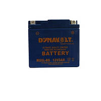 Мото гелевый аккумулятор DYNAVOLT MG5L-BS