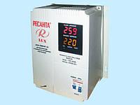 Стабилизатор напряжения релейный Ресанта Lux АСН-5000Н/1-Ц (5 кВт)