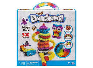 Конструктор липучка Bunchems Mega Pack 300