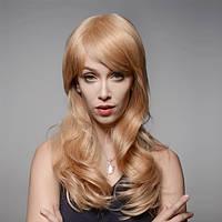 Курчавая волна сторона взрыва парик человеческих волос Remy девственницы моно топ монолитным 8 цветов - 1TopShop