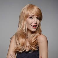 8 цветов длинный парик человеческих волос сторона взрыва Remy девственницы моно топ монолитным 58см - 1TopShop