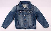 Пиджак джинсовый голубого цвета для мальчика, Breeze