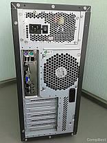 Chieftec MidiTower / 2x Intel Xeon E5645 ( 6(12) ядер по 2.4-2.67GHz) / 32GB DDR3 / 1000 GB HDD / БП Chieftech 450W / DVD-ROM, фото 3