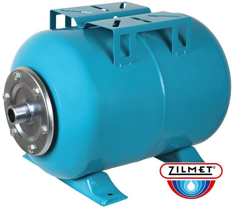 Гідроакумулятор Металевий Zilmet на 24 літри, Розширювальний бак Зилмет