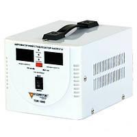 Стабилизатор напряжения  FORTE TDR-1000VA(2 цифр.дисплея)