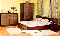 """Мебель для спальни """"Корвет"""", золотая лоза (БМФ)"""