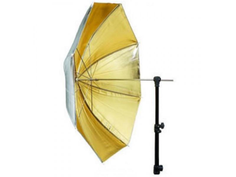 Зонт Mircopro UB-005G золото/серебро 85 см (UB-005G_85)