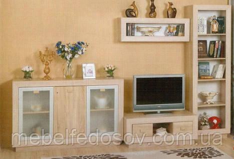 """Мебель для гостиной """"Корвет"""", акация (БМФ)"""