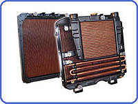 Радиатор КамАЗ Евро 2 6520 БУ