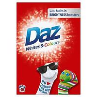 Пральний порошок Daz універсальний, 40 прань (2,6 кг)