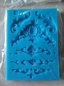 Молд силиконовый Ажурные украшения 2