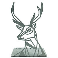 Упор для книг Glozis Deer G-037 19 х 12 см, фото 1