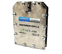 Электролизер водородный до 3000 куб см