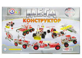 "Конструктор металлический ""МЕГА"" 4364"