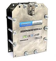 Электролизер водородный до 6000 куб см