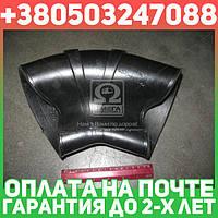 ⭐⭐⭐⭐⭐ Патрубок фильтра воздушного КАМАЗ выходной (с ребром) (пр-во Россия)