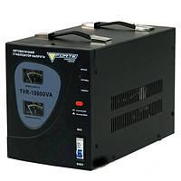 Стабилизатор напряжения FORTE TVR-10000VA(2 аналог.дисплея)