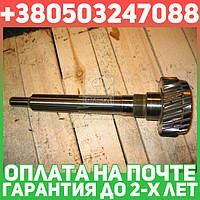 ⭐⭐⭐⭐⭐ Вал первичный КПП КАМАЗ (14 КПП) (производство  КамАЗ)  14.1701030