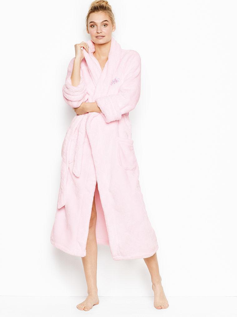 8543617d12ce2 Длинный плюшевый халатик Victoria's Secret! Размер M/L - Victoria's Secret  showroom в Херсоне