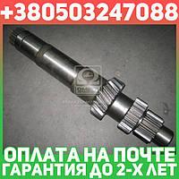 ⭐⭐⭐⭐⭐ Вал промежуточный КПП КАМАЗ (производство  КамАЗ)  142.1701048