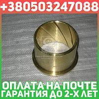 ⭐⭐⭐⭐⭐ Втулка башмака  балансира КАМАЗ латунь (пр-во Россия)
