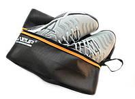 Сумка для спортивной обуви и аксессуаров LiveUp, цвет: черный, размер: S/M