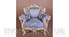 "Комплект в стиле барокко ""Изабелла"" диван и кресло., фото 3"