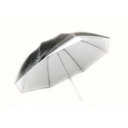 Зонт двойной Mircopro черно-белый/полупрозрачный UB-007 85 см (UB-007_85)