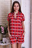 Комплект с шортами  женский для   дома и отдыха Nicoletta, фото 2