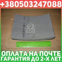 ⭐⭐⭐⭐⭐ Накладка тормоза КАМАЗ (производство  Трибо)  5511-3501105-01