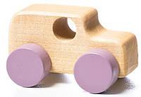 Мини-машинка Cubika 1 (13210) (Розовый)