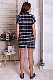Рубашка с шортами   для   дома и отдыха, хлопок,  Nicoletta, фото 7